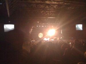 Pearl Jam, September 26, 2009 Ridgefield, WA