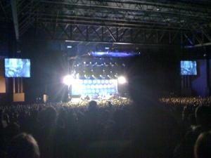 Pearl Jam September 26, 1009 Ridgefield, WA