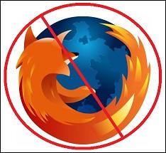 Bye Bye Firefox